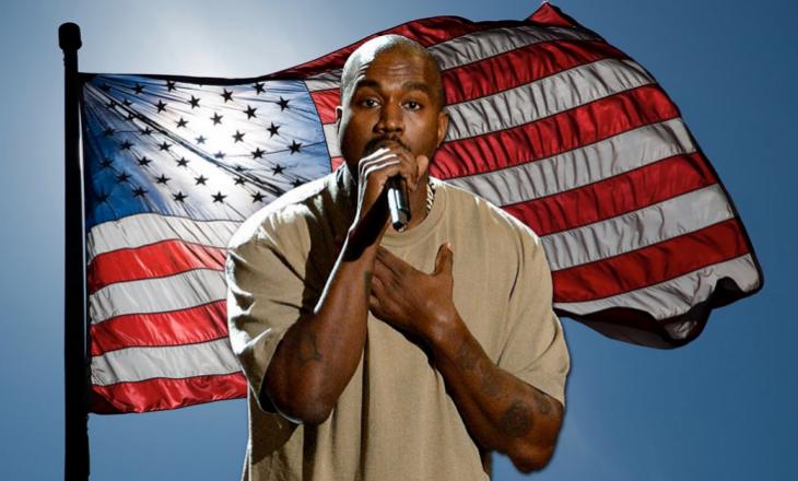 Ndër përkrahësit për tu bërë President i Amerikës, Kanye West ka një shqiptar famëkeq