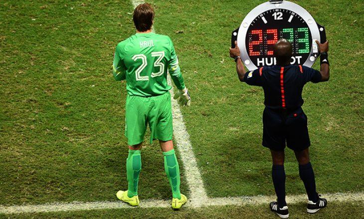 ZYRTARE: FIFA lejon 5 zëvendësime edhe për sezonin e ardhshëm