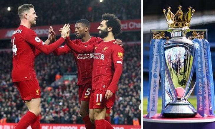 Të merkure e 22 korrik-ut, Liverpool ngritë trofeun e kërkuar për 30 vite