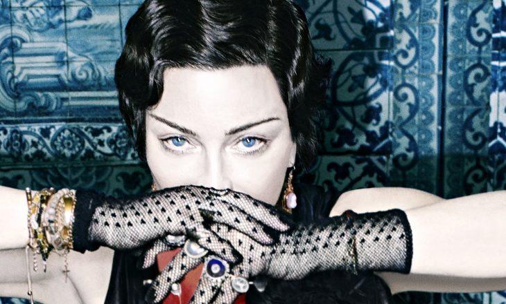 Madonna kritikohet për shprëndarjen e videos me përmbajtje konspirative