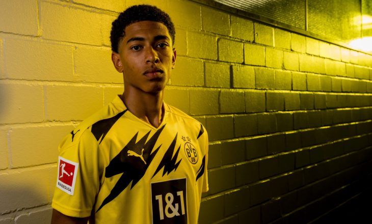 Birmingham City ka vendosur të pensionoj numrin 22 të Jude Bellingham