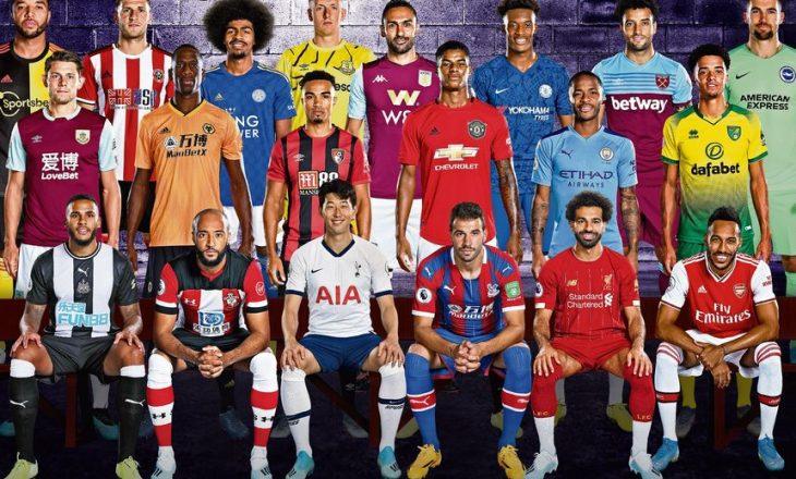 Tifozët e zgjedhin ekipin e sezonit në Premier Ligë