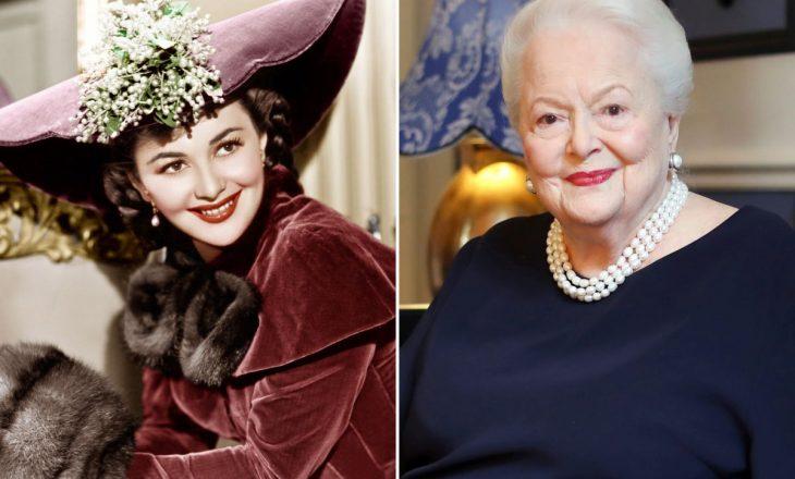 Këtë muaj mbushi 104 vjet dhe këtë muaj ndërron jetë aktorja e famshme amerikane