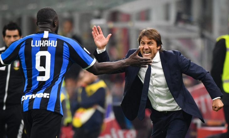 Fiton Inter, rrëmben pozitën e dytë