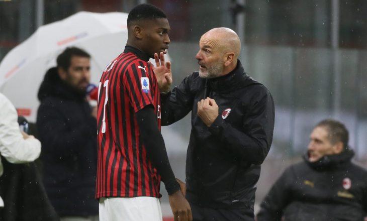 Stefano Pioli ka besim të madh se Rafael Leaodo të shkëlqejë në sezonin e ardhshëm