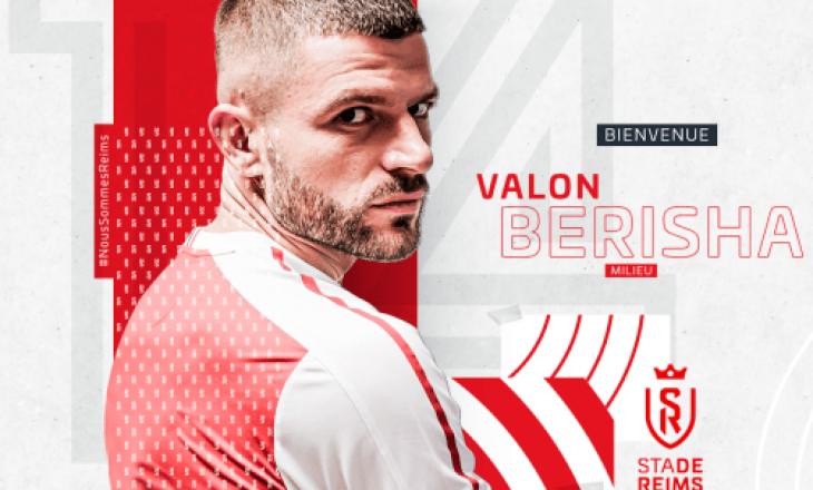 Ja sa para ka paguar klubi i Reims për Valon Berishën