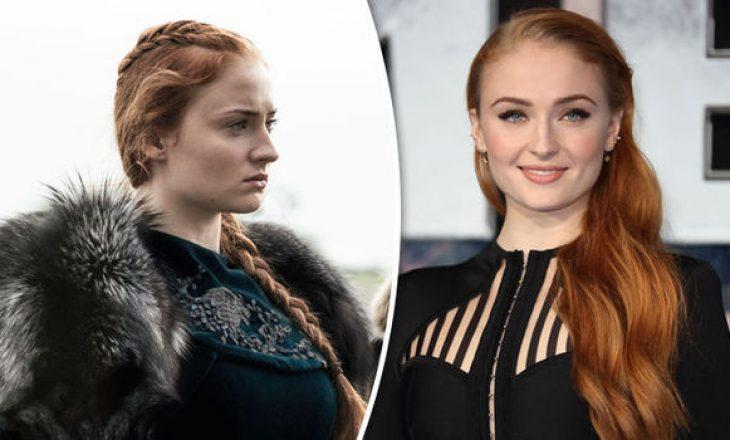 """Aktorja që portretizon Sansan në """"Game of Thrones"""" bëhet nënë për herë të parë"""