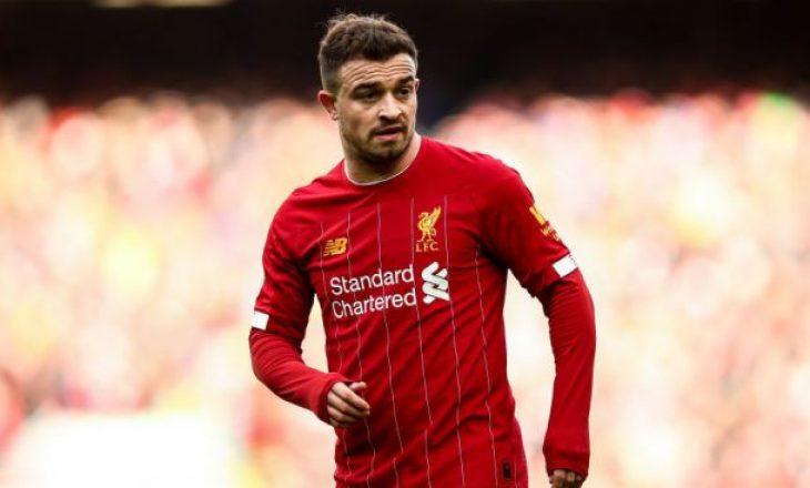 Liverpool do të shes 11 futbollistë, përfshirë edhe Shaqirin