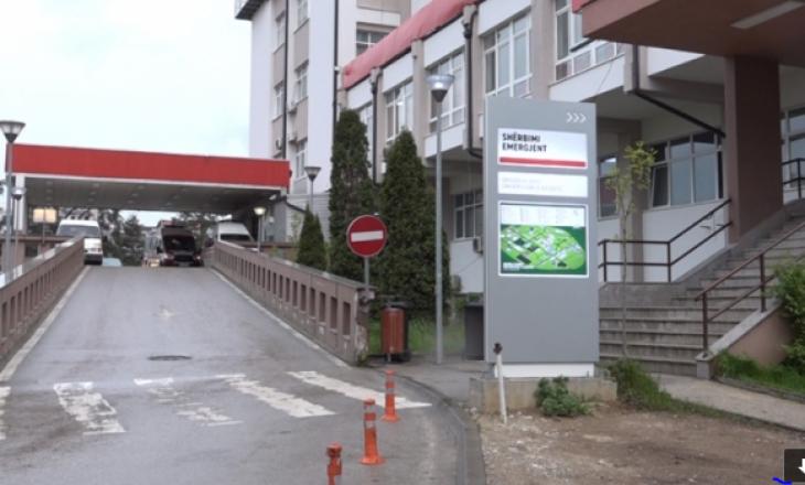 301 pacientë me Covid-19 po trajtohen në QKUK dhe spitalet tjera