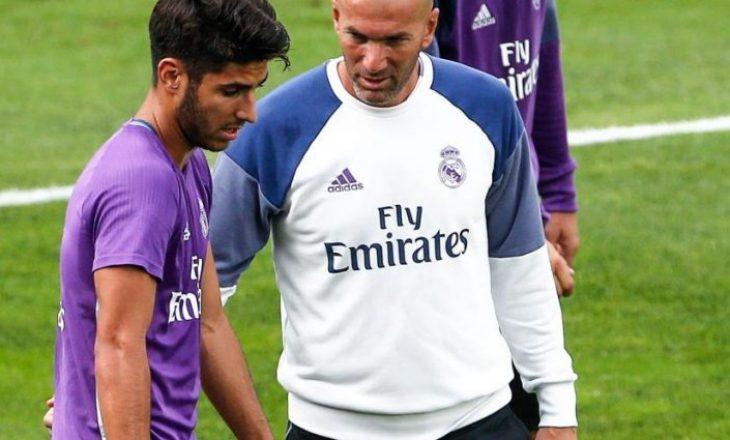 Hakimi nuk iku nga Real, por nga Zidane