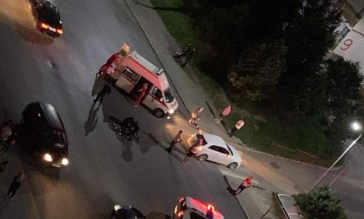 Aksident i rëndë në Prishtinë – goditet çiklisti