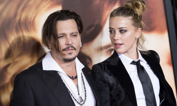 """Johnny Depp për ish-gruan: """"Ajo më grushtoi kur kuptoi se kisha humbur 750 milionë dollarë"""""""