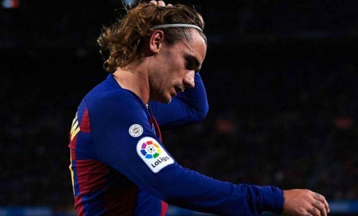 Antonie Griezmann po e mendon largimin nga Barcelona