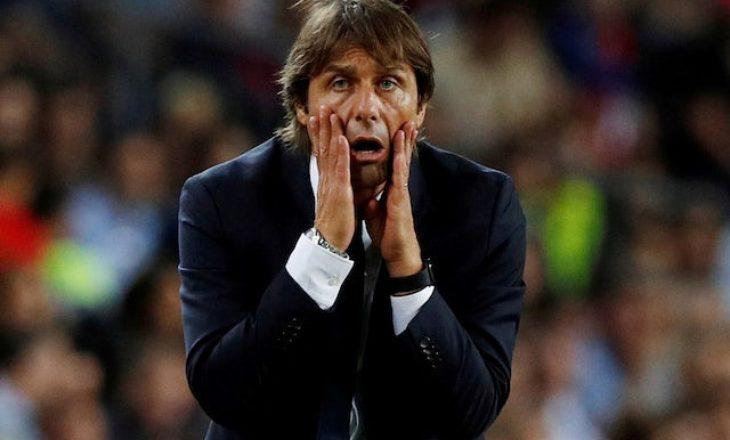 Antonio Conte flet për një largim nga Inter Milan
