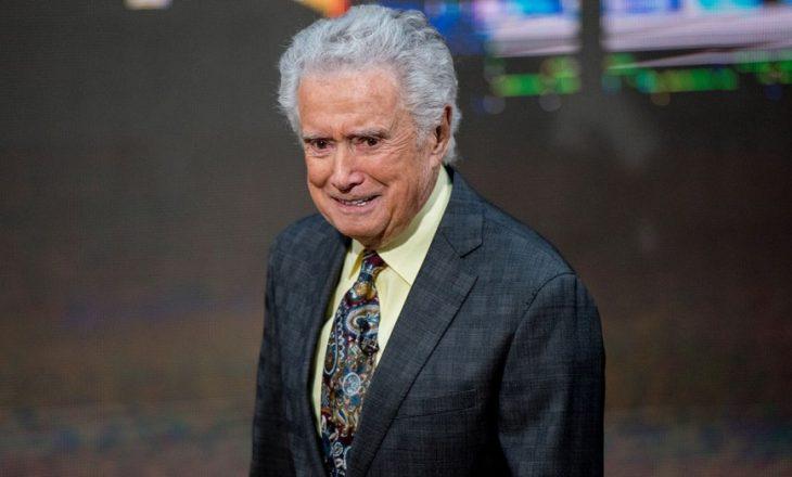Ndërron jetë ikona e televizionit amerikan me origjinë arbëreshe, Regis Philbin