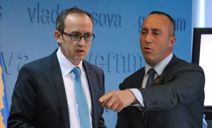 Ramush Haradinaj: Nëse vazhdon kështu qeveria, ne nuk e mbështesim