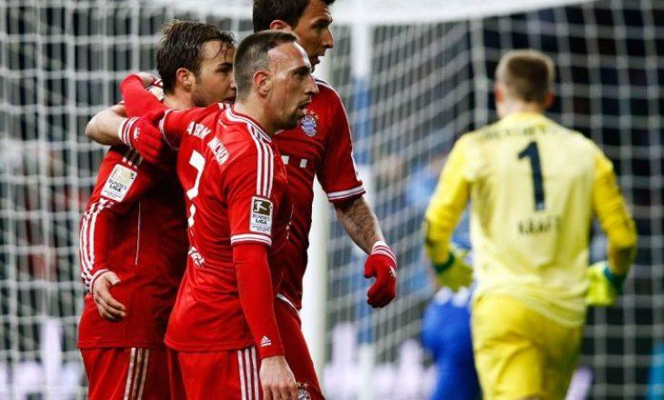 """Ribery po tenton ta """"formojë"""" një mini Bayern tek Fiorentina"""