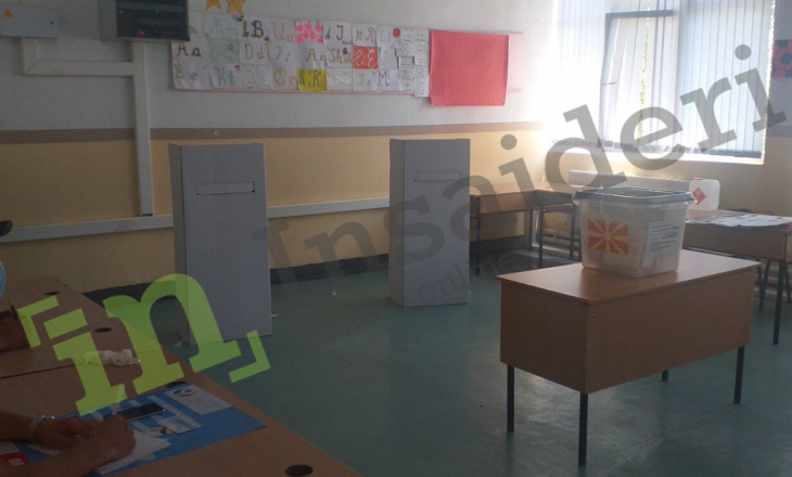 """Zgjedhjet në Maqedoninë e Veriut: Dalje e ulët në """"Njësinë e shqiptarëve"""""""