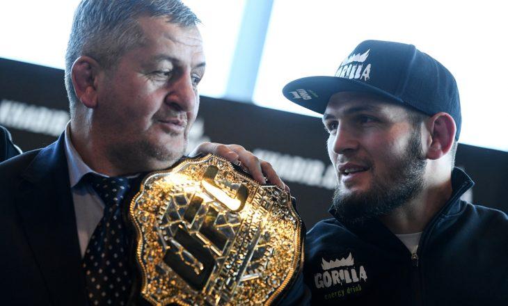 Vdes nga COVID-19 Abdulmanap Nurmagomedov – babai i kampionit të UFC-së Khabib Nurmagomedov