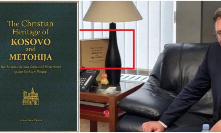 Librin për të cilin Kosova dërgoi notë proteste në Bruksel, Serbia e boton falas në internet
