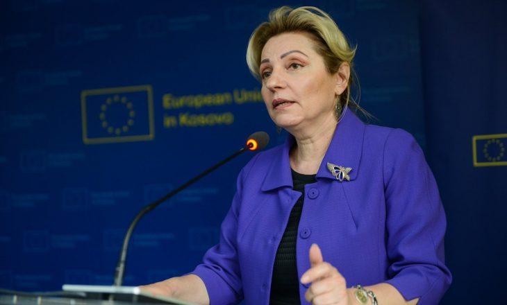Apostolova: Kosova dhe Serbia duhet të zbatojnë marrëveshjet e arritura në Bruksel