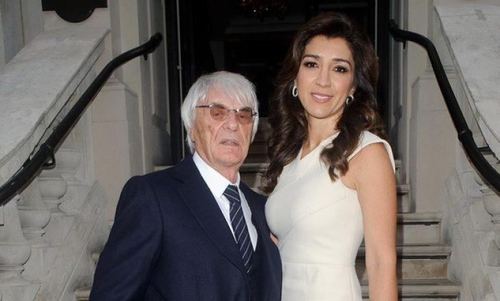 """Ish-shefi i """"Formula One"""" bëhet baba në moshën 89 vjeçare"""