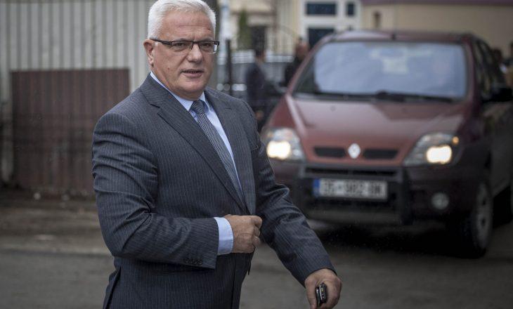 Adem Grabovci dënohet me burgim me kusht