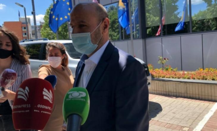 Sherifi: Kosova nuk duhet të rrëshqas në dialog Teknik
