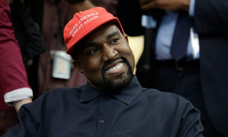 Kanye West i rikthehet garës presidenciale