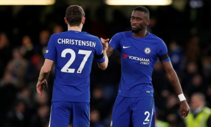 Chelsea synon ta ndërrojë mbrojtjen duke shitur Rudigeri dhe Christensen