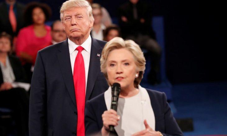 Clinton: Duhet ta pensionojmë Trump-in