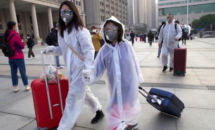 Rishfaqja e coronavirusit në Kinë