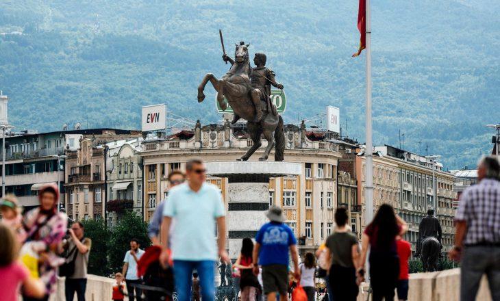 Përsëri rritet numri i të infektuarave me COVID-19 në Maqedoninë e Veriut