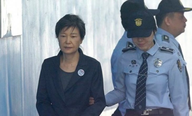 Gjykata dënon ish-presidenten koreano-jugor me 20-vjet burg