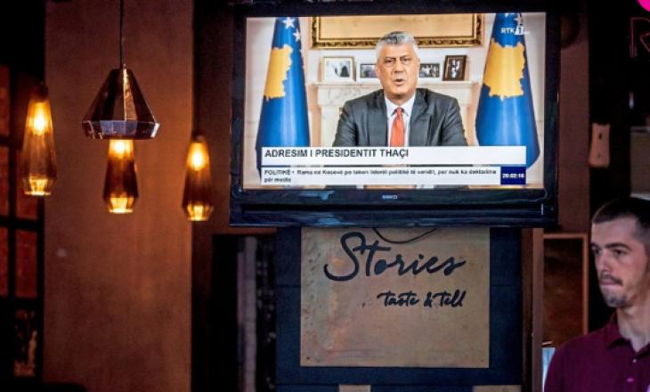 Der Standard: Thaçit iu ofrua shpërbërja e Speciales në këmbim të lëshimeve për Serbinë