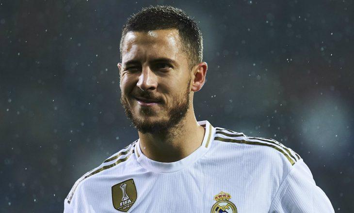 Dëmtohet Hazard, humbet sfidën e kthimit në Champions kundër Atalantës