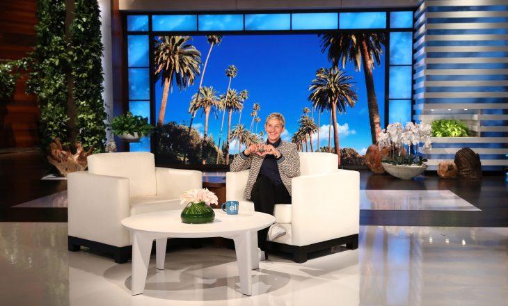 """""""The Ellen DeGeneres Show"""" nën hetime me dyshime për keqtrajtim të stafit"""
