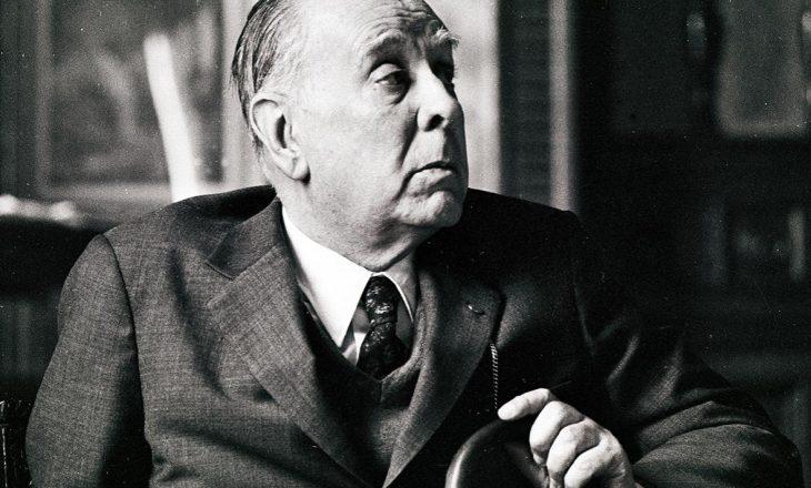 Poezi nga Jorge Luis Borges