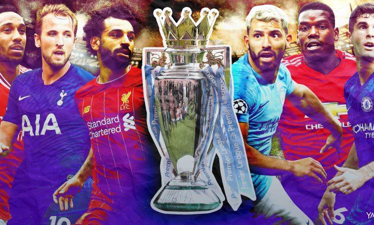 Mbarojnë pjesët e para të ndeshjeve në Premier Ligë – Me këto rezultate Chelsea dhe United përfundojnë në top 4