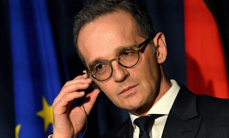 Interesimi gjerman: Kryediplomati do ta vizitojë Kosovën dhe Serbinë për dialogun