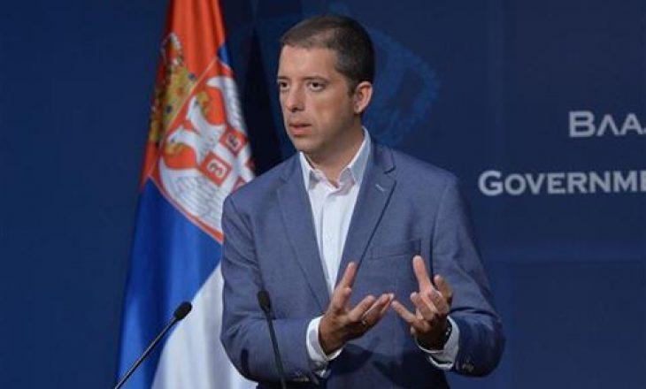 Gjuriq: Serbia nuk do të tolerojë diktat dhe zgjidhje të pafavorshme në Uashington