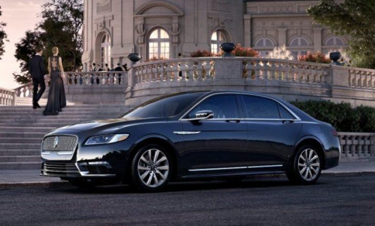 """Lincoln """"vret"""" sedanin e tij të fundit – foto"""