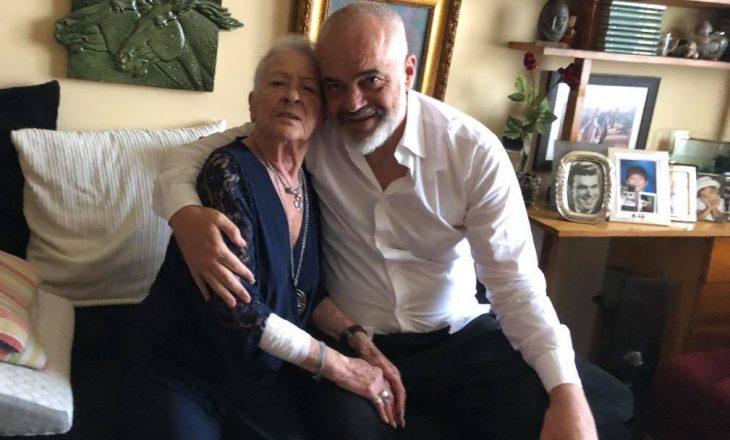 Gruaja që i dha jetën Edi Ramës