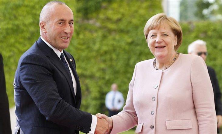 Haradinaj i gëzohet udhëheqjes së presidences së BE-së nga Gjermania