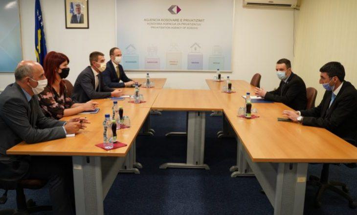 Selimi: privatizimin në Kosovë, të trajtohen me prioritet