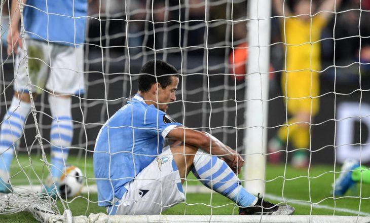 Gabon Lazio, bën hapin mbrapa për titull