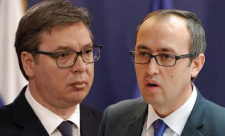 Hoti me kërkesa të qarta para Vuçiq: Njohje, kompensim dhe anëtarësim në OKB