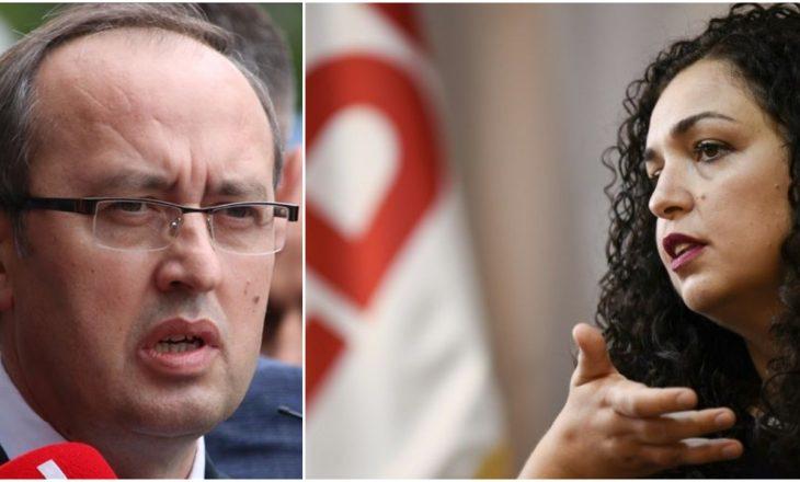 Osmani: Kryeministri Hoti është arrogant