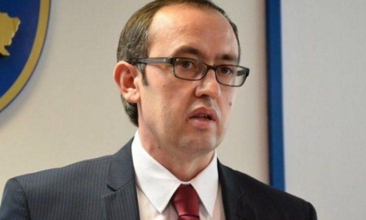 Hoti deklarohet për futjen e xhandarmërisë serbe në territorin e Kosovës (VIDEO)