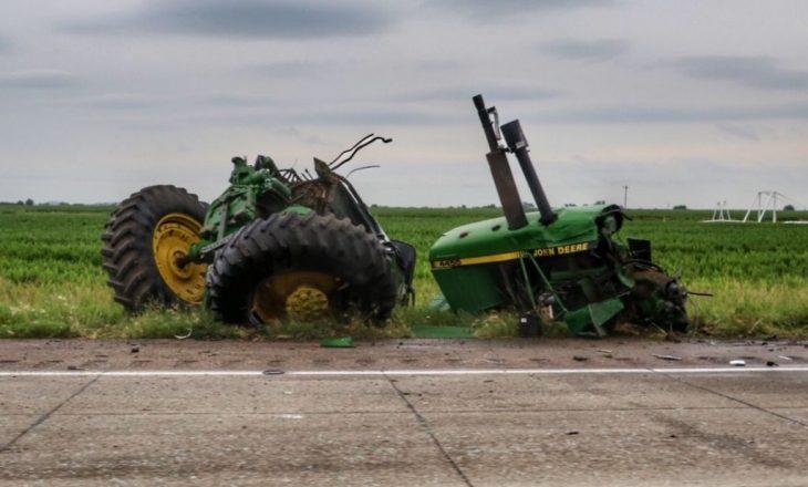Rahovec: Humbë jetën pasi aksidentohet me traktor